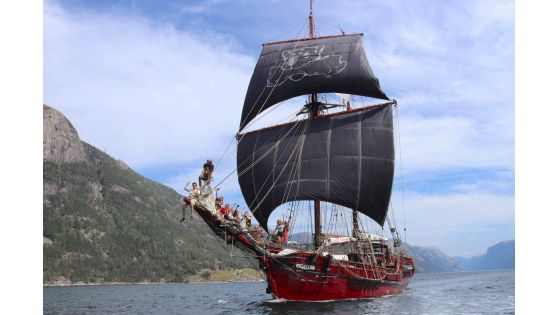ATYLA   Black sails and crew at norwegian fjord Low res.jpg