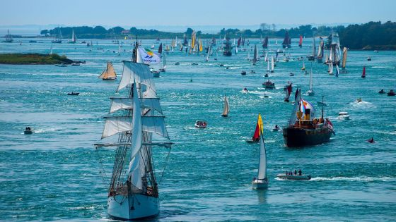 Companies, organizations, groups, COME ABOARD the 10th Semaine du Golfe du Morbihan !